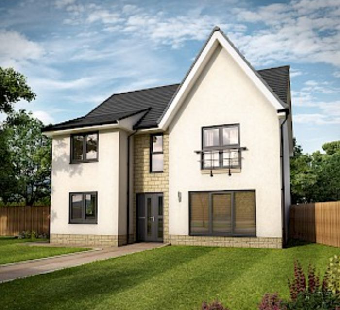 Dovecot Grange, Haddington EH41 4HA by Robertson Homes - Plot 55 Savannah