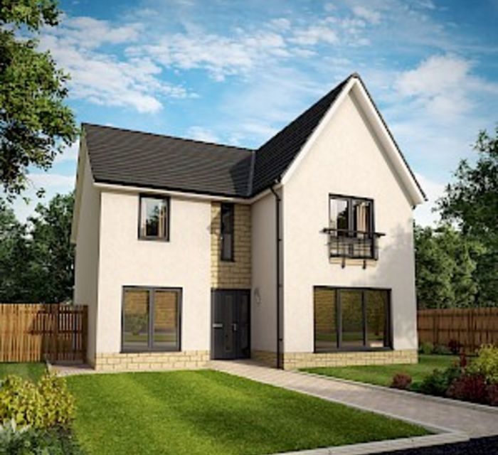 Dovecot Grange, Haddington by Robertson Amethyst Plot 2