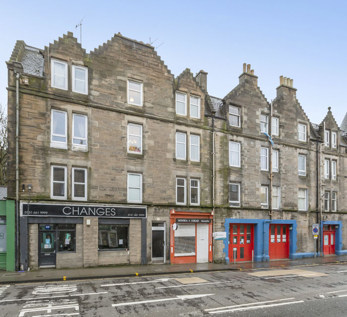 3F1 24 East Norton Place EH7 5DR